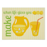 Haga la limonada impresiones