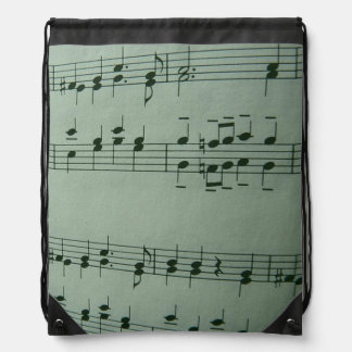 haga la música mochilas