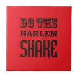 Haga la sacudida de Harlem Azulejos Cerámicos