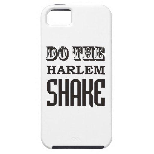 Haga la sacudida de Harlem iPhone 5 Case-Mate Coberturas