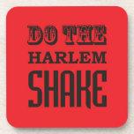 Haga la sacudida de Harlem Posavasos De Bebida