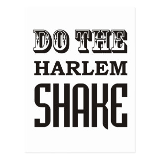 Haga la sacudida de Harlem Postal