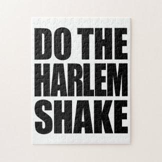 Haga la sacudida de Harlem Puzzle Con Fotos