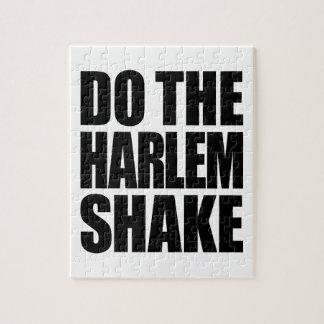 Haga la sacudida de Harlem Rompecabeza Con Fotos