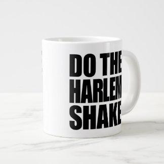 Haga la sacudida de Harlem Taza Grande