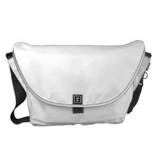 Haga la su propia bolsa de mensajero grande de bolsas de mensajeria