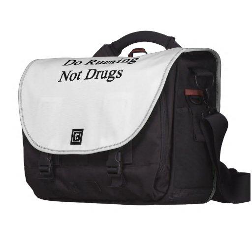 Haga las drogas del funcionamiento no bolsa para ordenador