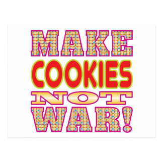 Haga las galletas v2 postal