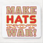 Haga los gorras v2 alfombrillas de ratones