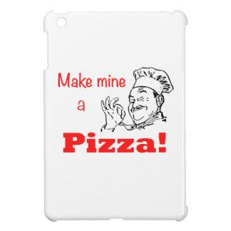 ¡Haga los míos una pizza iPad Mini Carcasa
