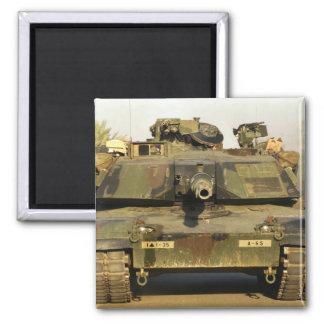 Haga mi día M1A1Abrams MBT Imanes De Nevera