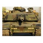 Haga mi día M1A1Abrams MBT Postal
