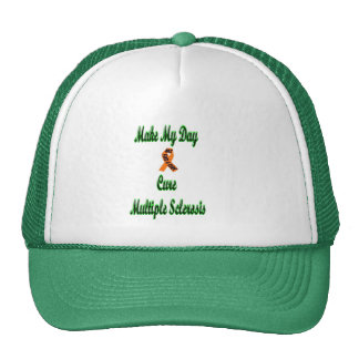 Haga mi gorra de la curación del ms del día