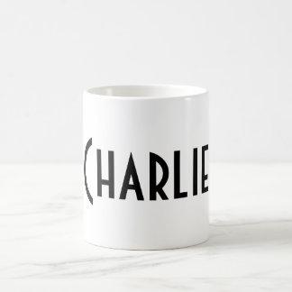 Haga mi propio nombramiento conocido de encargo de taza de café