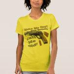 Haga mis 60.os regalos de cumpleaños del día camiseta