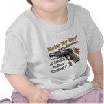 Haga mis 60.os regalos de cumpleaños del día camisetas