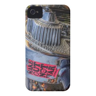 Haga no la guerra iPhone 4 Case-Mate protectores
