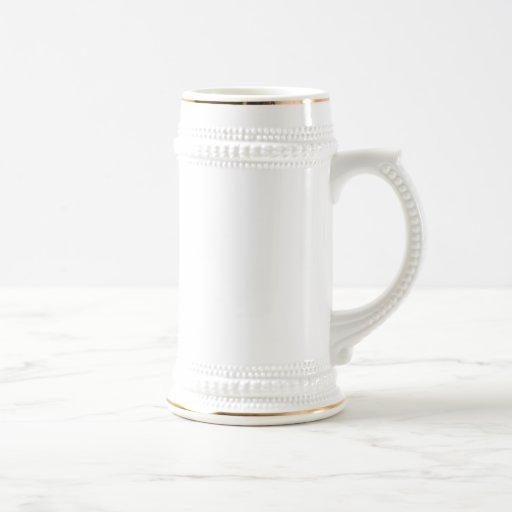 Haga para crear el personalizado del diseño jarra de cerveza