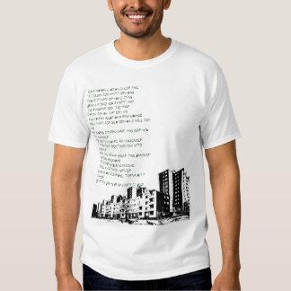 haga punta la camiseta de Alby du frn Liding del Playeras