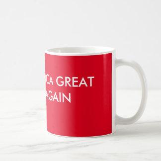 Haga que América Gran Bretaña otra vez asalta Taza De Café