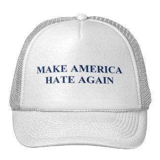 Haga que América odia otra vez Donald Trump Anti Gorro