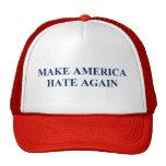 Haga que América odia otra vez Donald Trump Anti Gorros