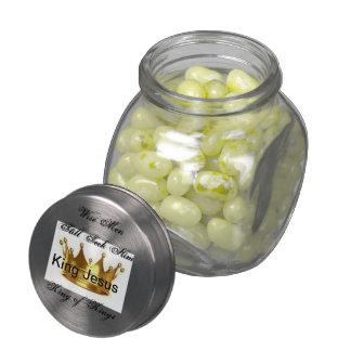 Haga que su propia jalea hincha los tarros jarrones cristal
