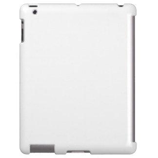 Haga que su propio iPad de Barely There del Funda Para iPad