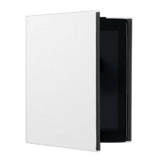 Haga que su propio iPad de encargo del iCase de