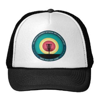 Haga que su tiro cuenta gorras de camionero