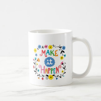Haga que sucede 2 taza