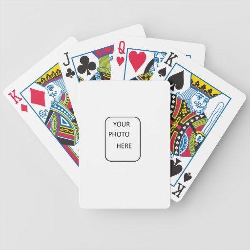 Haga su de los naipes buenos cartas de juego