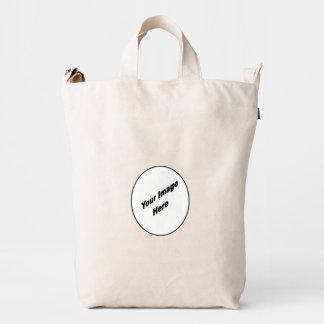 Haga su de un bolso bueno del pato de BAGGU Bolsa De Lona Duck