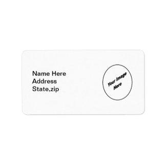 Haga su de una etiqueta de dirección buena