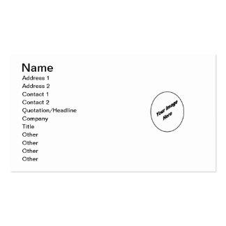 Haga su de una tarjeta de visita buena