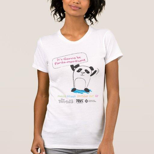 ¡Haga su parte para encontrar una curación! Tee Shirts