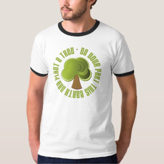 Haga su planta de la parte las camisetas y los remeras