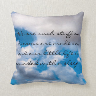 Haga su propia almohada de la cita