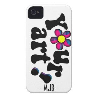 Haga su propia caja de Blackberry iPhone 4 Case-Mate Funda