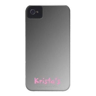Haga su propia caja de Blackberry iPhone 4 Cárcasa