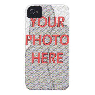 Haga su propia caja de encargo de la foto de la cu Case-Mate iPhone 4 coberturas