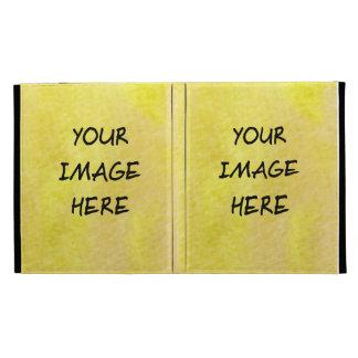 Haga su propia caja del folio de Caseable del iPad