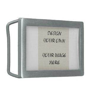Haga su propia hebilla del cinturón rectangular hebilla de cinturón rectangular