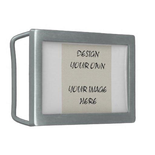 Haga su propia hebilla del cinturón rectangular hebillas cinturon rectangulares