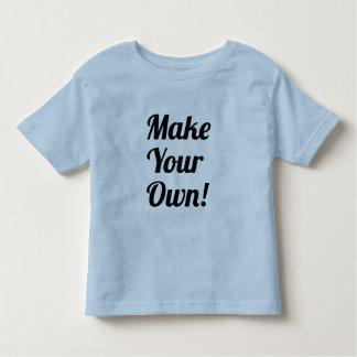 Haga su propia impresión de encargo t-shirt
