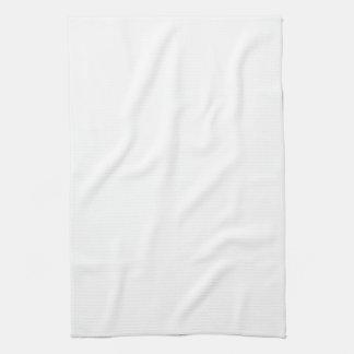 Haga su propia toalla de cocina de encargo