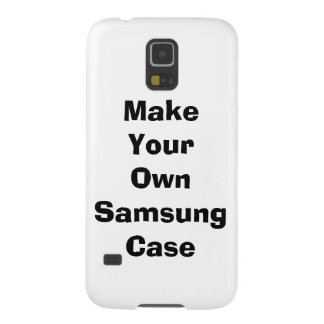 Haga su propio caso de Samsung Funda De Galaxy S5