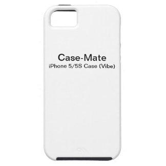 Haga su propio caso del iPhone 5 (el ambiente) Funda Para iPhone SE/5/5s