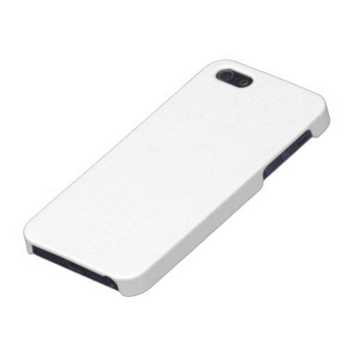 Haga su propio caso mate del final del iPhone 5 iPhone 5 Funda