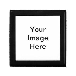Haga su propio diseño cajas de recuerdo
